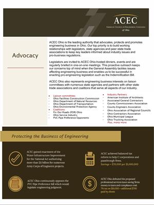Acec Advocacy Strat Brief